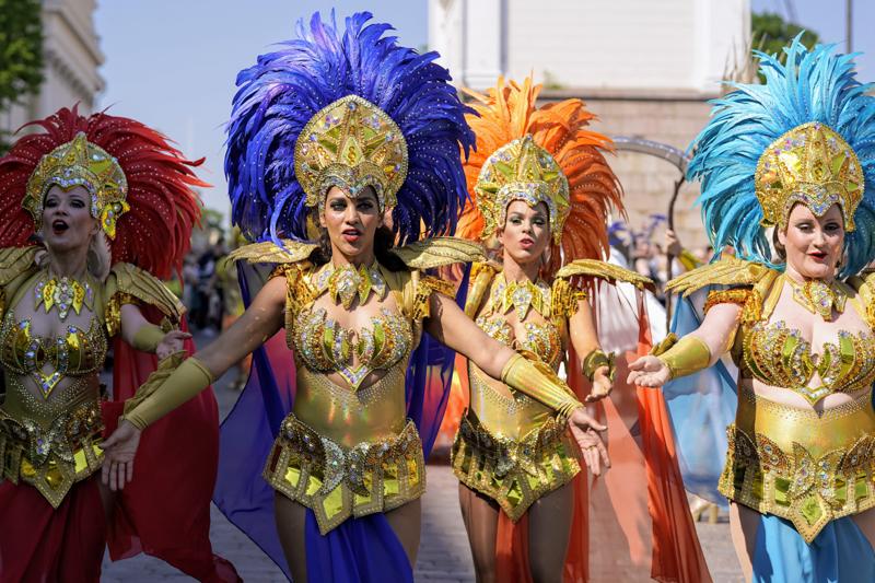 Helsinki Samba Carnival 2019